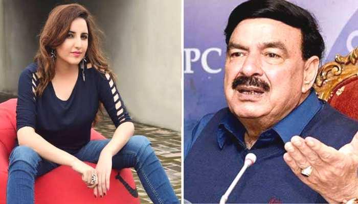 पाकिस्तान: TikTok स्टार का बड़ा आरोप, मंत्री शेख रशीद भेजते हैं अश्लील वीडियो