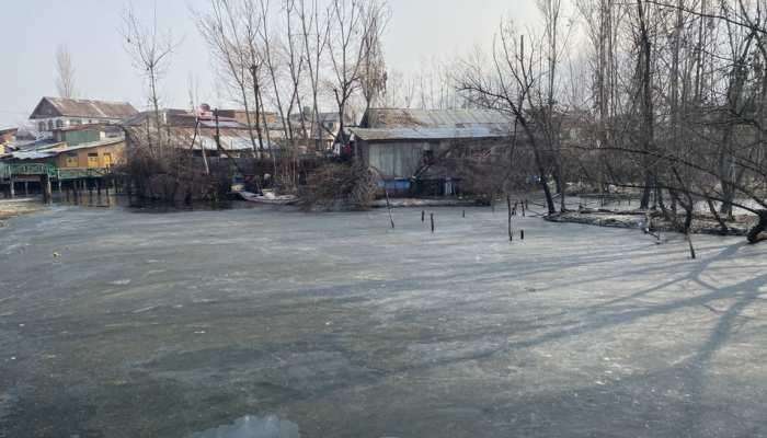 कारगिल: द्रास में दर्ज किया गया -30.2 डिग्री सेल्सियस तापमान, देश का सबसे ठंडा स्थान