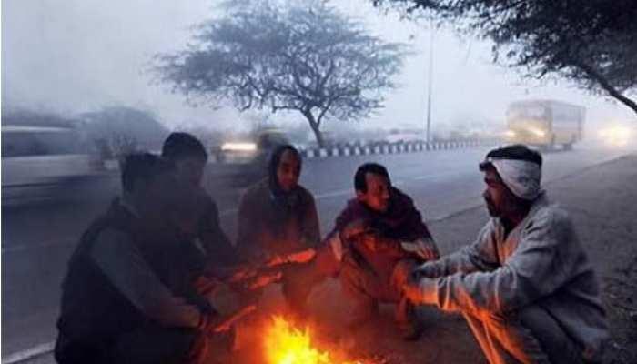 भीषण सर्दी से कांपी दिल्ली, पारा 1.7 डिग्री तक पहुंचा