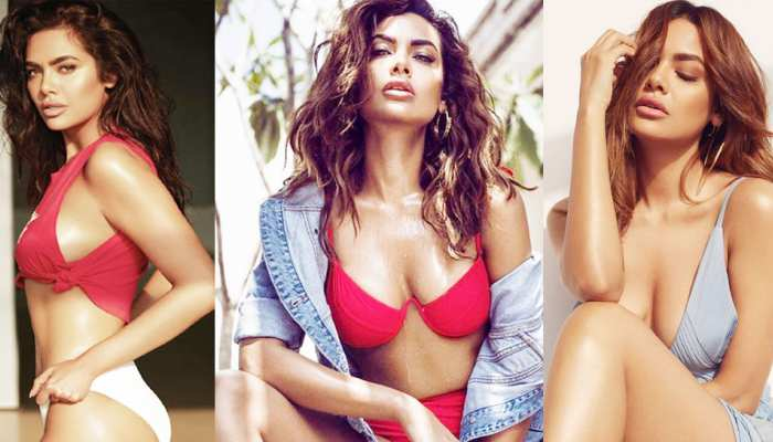These photos of Esha Gupta went viral on social media