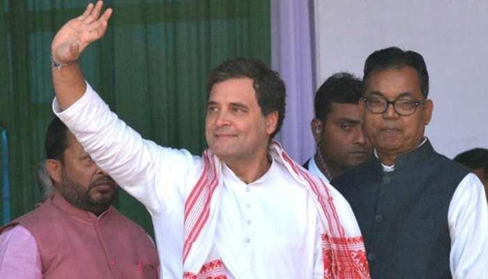 सरकार पर बरसे राहुलः आरएसएस के खिलाफ की अभद्र टिप्पणी