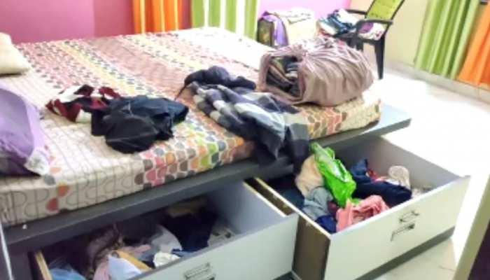 कोडरमा: चोरों का आतंक जारी, होटल व्यवसाई के घर से लाखों का सामान लेकर फरार