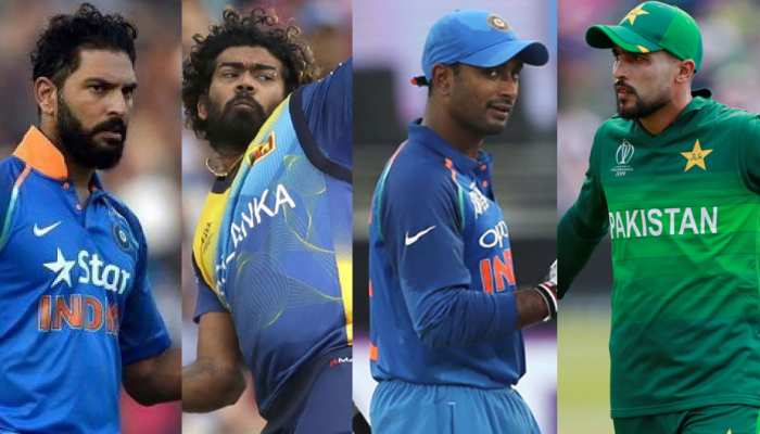 Year Ender 2019: Cricketers Who Retired this year from International cricket