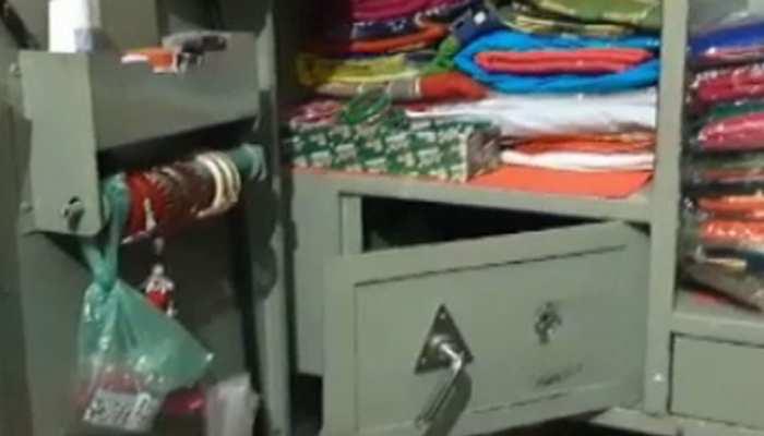 डीडवाना: चोरों ने घर में घुसकर दिनदहाड़े की चोरी, लाखों का माल उड़ाया