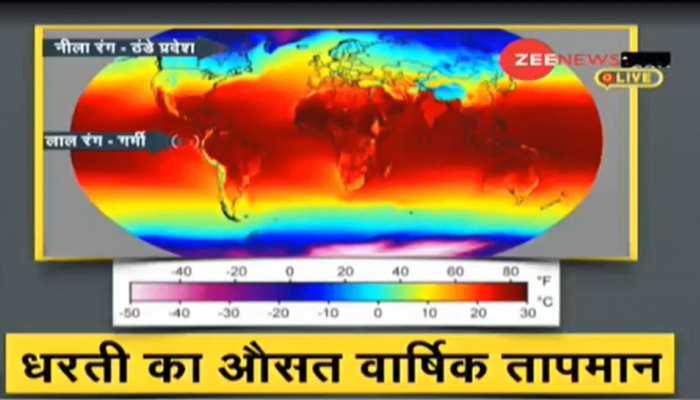 भीषण सर्दी का ग्लोबल वार्मिंग से है कनेक्शन? Western Disturbance को भी जानिए