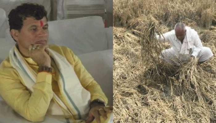 बाड़मेर: कैलाश चौधरी ने टिड्डी प्रभावित क्षेत्रों के लिए किसानों को दिया यह आश्वासन