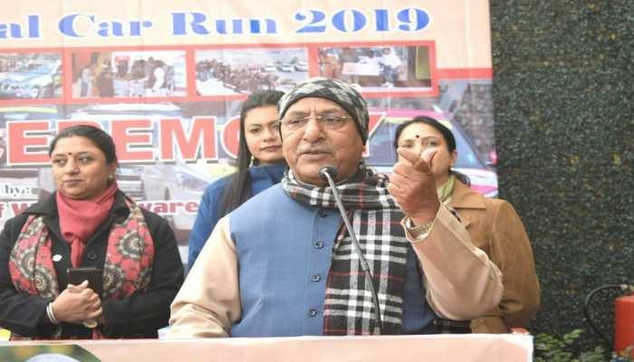 बिहार: नंदकिशोर यादव बोले- राजनीतिक कारणों से हो रहा CAA का विरोध