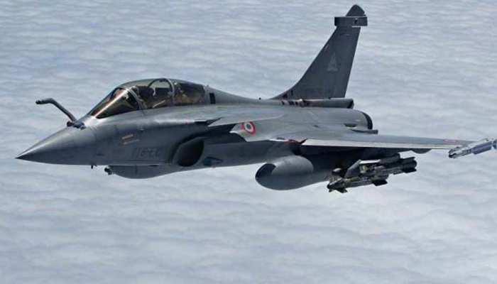देखिए... कैसे भारतीय वायुसेना ने डिजिटल अंदाज में देशवासियों को नव वर्ष की बधाई दी