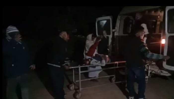 बांका: बाइक दुर्घटना में तीन युवक बुरी तरह घायल, 2 की हालत गंभीर