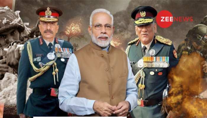 2020 में होने वाली है 'तिरंगा क्रांति', तीनों सेनाओं की 'केमिस्ट्री' से बदलेगा रक्षा का 'गणित'