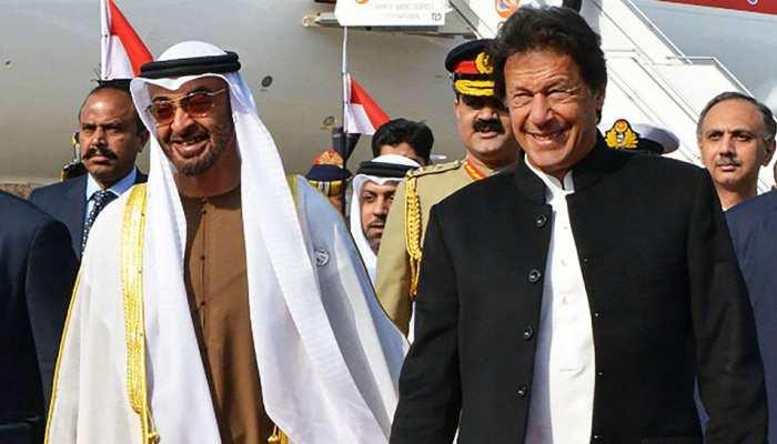 UAE के प्रिंस आज से पाकिस्तान दौरे पर, इन मसलों पर होगी चर्चा