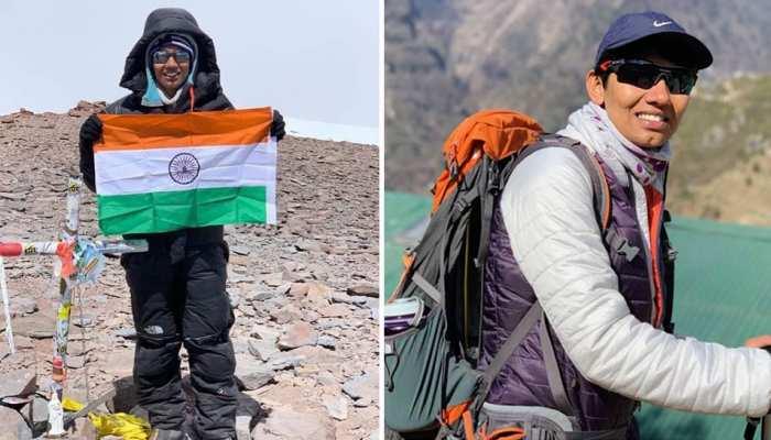 पुश्तैनी जमीन बेचकर हरियाणवी छोरी ने शुरू किया था पर्वत पर चढ़ना, अब दुनिया की 6वीं ऊंची चोटी पर लहराया तिरंगा