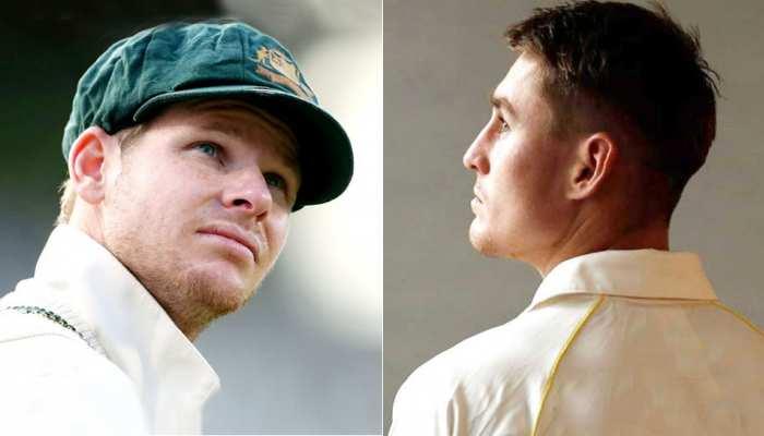 लैबुशेन का शतक, स्मिथ का रिकॉर्ड; जानें कैसा रहा ऑस्ट्रेलिया-न्यूजीलैंड टेस्ट का पहला दिन