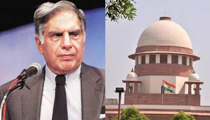 अब रतन टाटा भी पहुंचे सुप्रीम कोर्ट, NCLAT के फैसले के खिलाफ याचिका