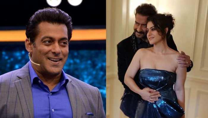 Bigg Boss 13: काजोल और अजय देवगन का यूं वेलकम करेंगे सलमान खान, VIDEO VIRAL
