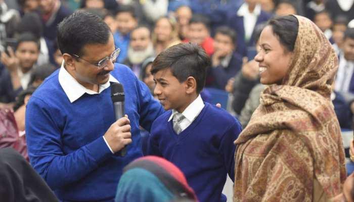 दिल्ली: सरकारी स्कूलों में हुई PTM, सीएम केजरीवाल बोले- धर्म की नहीं बल्कि शिक्षा पर होनी चाहिए राजनीति