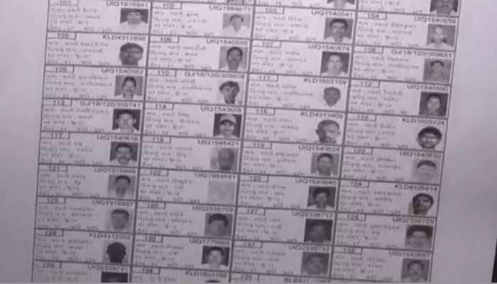 गुजरात: फर्जी पते पर 224 फर्जी मतदाताओं के नाम वोटर लिस्ट में जोड़े गए