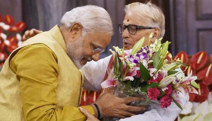 PM नरेंद्र मोदी ने मुरली मनोहर जोशी को दी जन्मदिन की शुभकामनाएं, कही ये बात