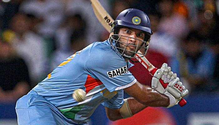 न्यूजीलैंड के बल्लेबाज ने की युवी के रिकॉर्ड की बराबरी, एक ओवर में 6 छक्के लगाए, देखें VIDEO