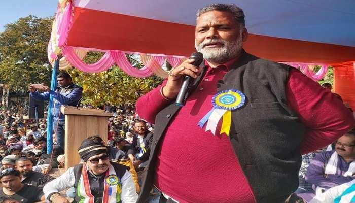 झारखंड: पप्पू यादव का BJP पर निशाना, कहा- 'धर्म के आधार पर बांटने का काम कर रही सरकार'