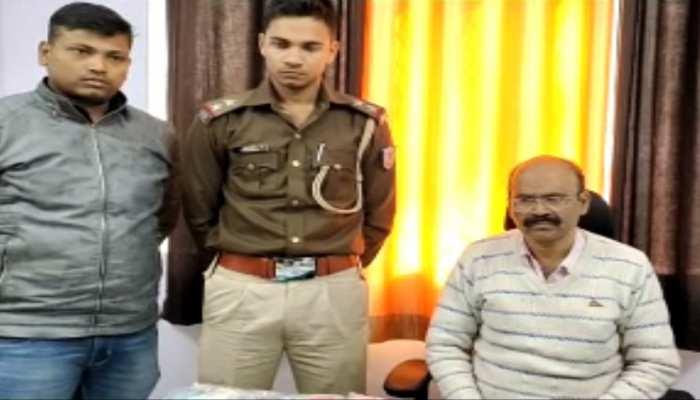 जमशेदपुर: साइबर मास्टरमाइंड राहुल मिश्रा गिरफ्तार, पुलिस ने बरामद किया 13 लाख रुपए