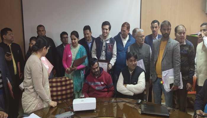 जयपुर: राजस्थान स्टेट ओपन स्कूल की 10वीं और 12वीं कक्षा का जारी