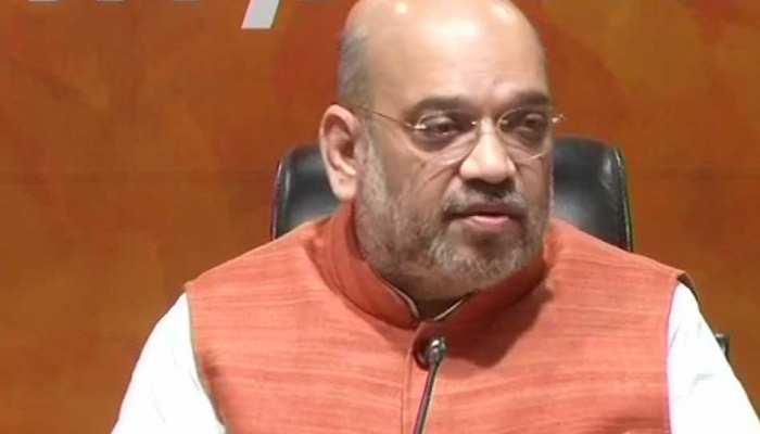 दिल्ली में विधानसभा चुनावों की घोषणा पर गृह मंत्री अमित शाह ने दिया ये बयान