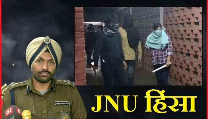 JNU हिंसा पर हुए दिल्ली पुलिस की FIR के 5 बड़े पहलू