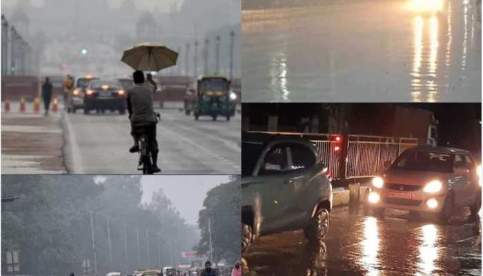 ठंड बढ़ाएगी दिल्ली की बारिश, होगी शीतलहर की वापसी