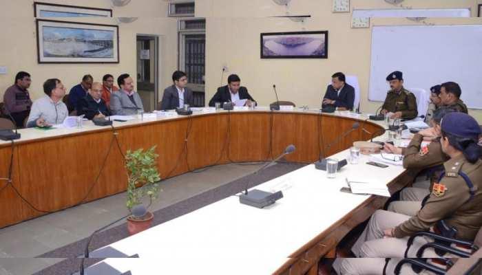 कोटा: पंचायत चुनावों की संभाग स्तरीय समीक्षा बैठक, व्हाट्सअप ग्रुप पर होगी निगरानी