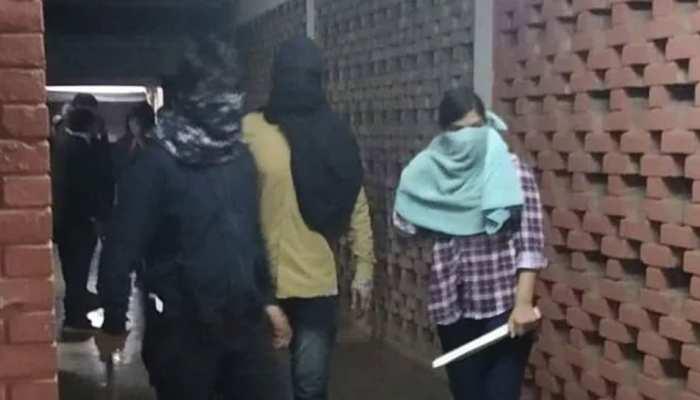 JNU हिंसा क्या एक सोची समझी साजिश! 2 दिन बाद भी क्राइम ब्रांच के हाथ खाली
