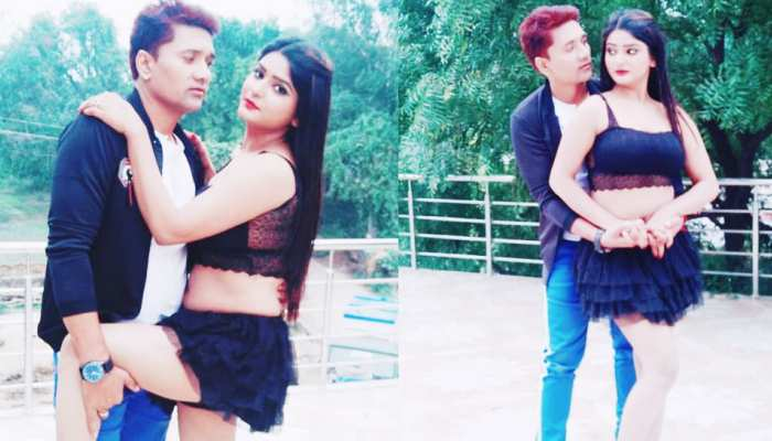 Bhojpuri film 'Ishq Hansaay Ishq Rulaay' to be released on this day, see Shooting Pics