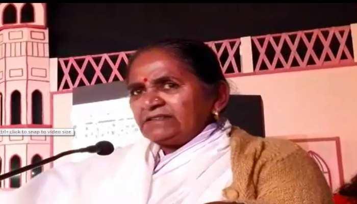 UP: योगी सरकार की मंत्री बोलीं, 'हिंसा करने वालों का चौराहे पर किया जाए मुंह काला'