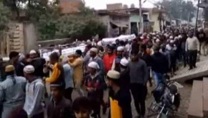 UP: बीमारी के कारण पत्नी की हुई मौत, सदमे से पति ने भी तोड़ा दम