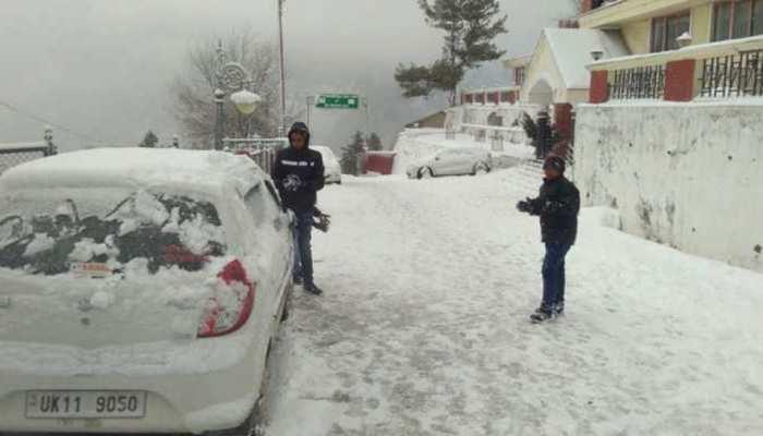 12 और 13 जनवरी से और बढ़ेगी ठंड, मौसम विभाग ने जताया भारी बर्फबारी का पूर्वानुमान