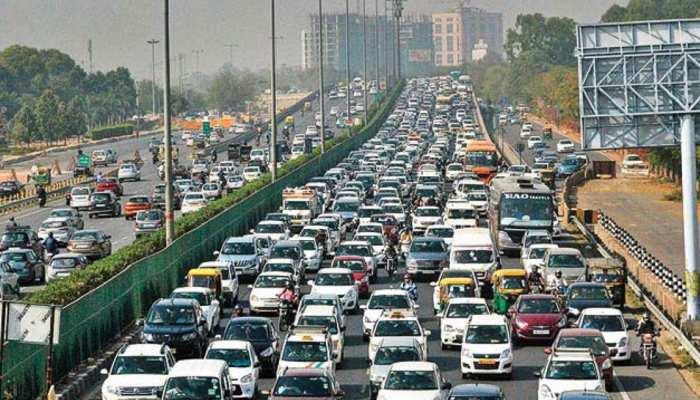 आज इन रास्तों पर जाने से बचें नहीं तो मिलेगा भारी जाम, दिल्ली पुलिस ने जारी की एडवायजरी