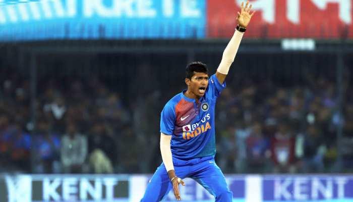 150+ की रफ्तार से गेंदबाजी करने वाले सैनी का खुलासा, इस बॉलर से सीखी यार्कर