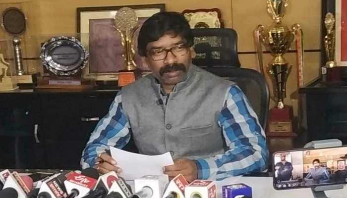 झारखंड: हेमंत सरकार 3000 लोगों पर राजद्रोह का मुकदमा लेगी वापस, BJP ने साधा निशाना
