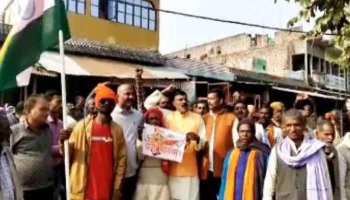 फारबिसगंज: CAA के समर्थन में निकाली गई यात्रा, BJP MP ने विपक्ष पर साधा निशाना