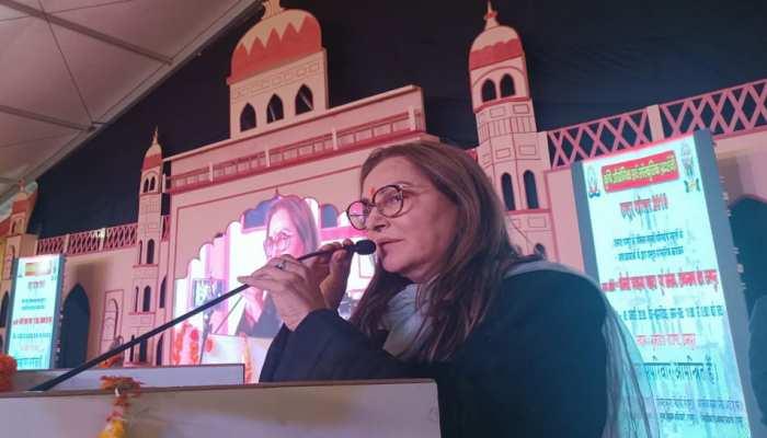 रामपुर महोत्सव के आयोजन से हमारी संस्कृति और धरोहर को जिन्दा रखने का काम किया गया है: जया प्रदा
