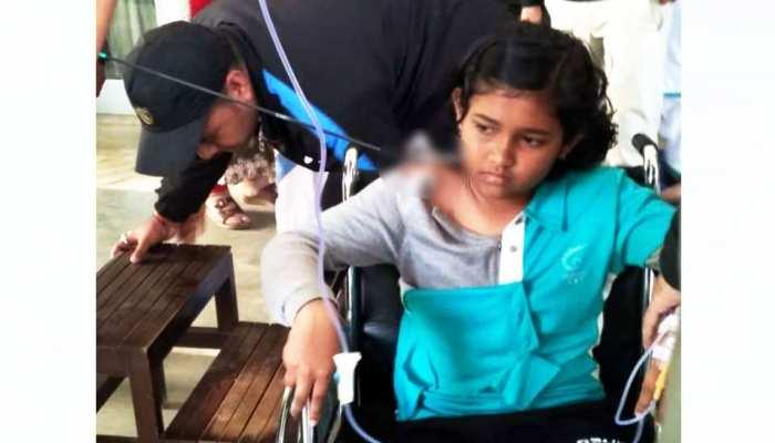 12 साल की तीरंदाज के कंधे में घुसा तीर, AIIMS में सर्जरी कर निकाला गया