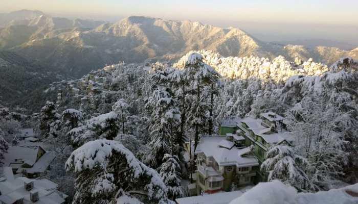 हिमाचल में भारी बर्फबारी, इन इलाकों में एवलांच का खतरा, अलर्ट जारी