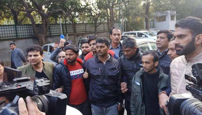 दिल्ली: 3 दहशतगर्दों ने बताया, 'फौजी कैंप और RSS नेताओं को निशाना बनाने का था प्लान'