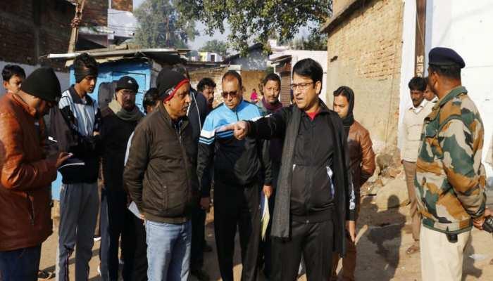 जबलपुर: कलेक्टर के औचक निरीक्षण में मिला गंदगी का अंबार, जिम्मेदार अधिकारियों को लगाई फटकार