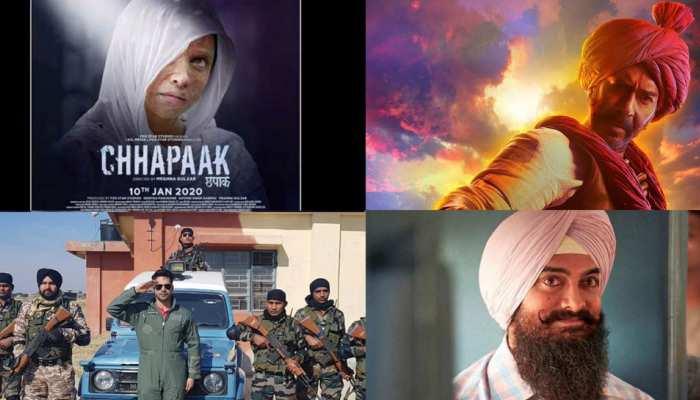 Entertainment News Today Date (10 January) Ajay Devan, Deepika Padukone, Aamir Khan