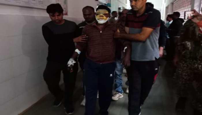 नारायणपुर में नक्सलियों के आईईडी ब्लास्ट में पुलिस जवान गंभीर रूप से घायल