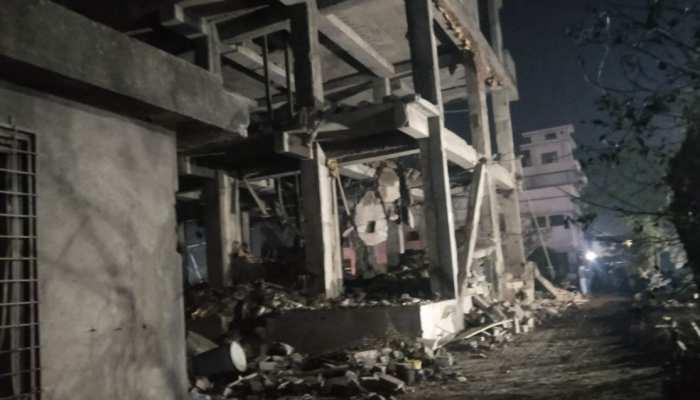 महाराष्ट्रः पालघर में केमिकल फैक्ट्री में धमाका, 5 की मौत