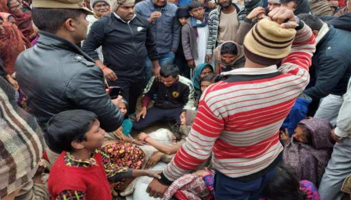 UP: मऊ में सपा नेता की अज्ञात बदमाशों ने की गोली मारकर हत्या, मामला दर्ज