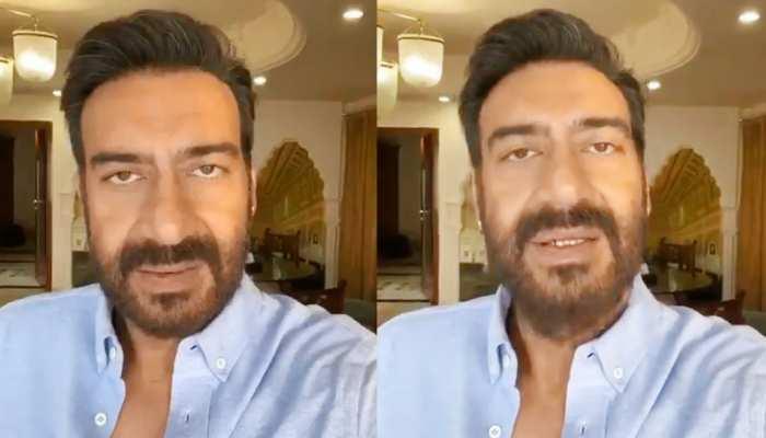 BOX OFFICE पर 'तानाजी' के छाते ही वायरल हुआ अजय देवगन का यह VIDEO