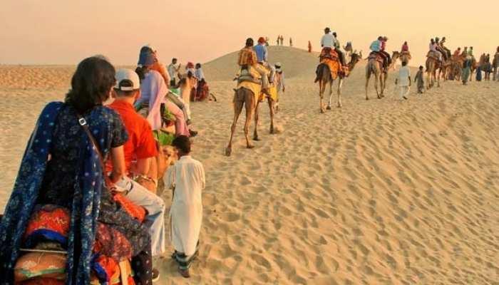 तीन महीने राजस्थान में सैलानियों का सैलाब, 4 करोड़ तक पर्यटकों के आने की संभावना